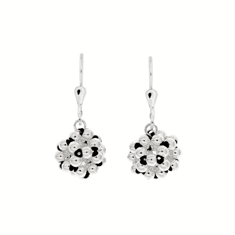 Siver Earrings Bolla