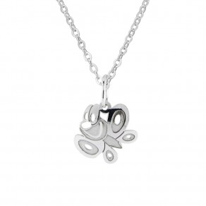 Childrens Silver Pendant with Chain KO1248_BR030_40