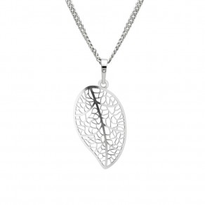 Silver Pendant with Chain  KO1710v_CU050_50