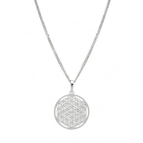 Silver Pendant with Chain KO1785m_CU050_50