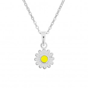 Childrens Silver Pendant with Chain KO8039_BR030_40
