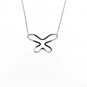 Silver Necklace N5144