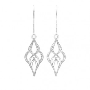 Silver Earrings NA0278