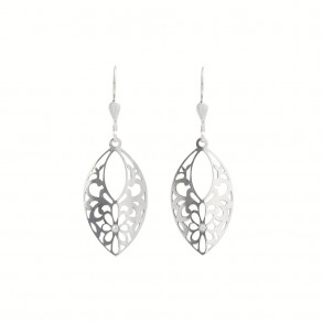 Silver Earrings NA0941