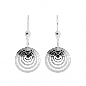 Silver Earrings NA5143