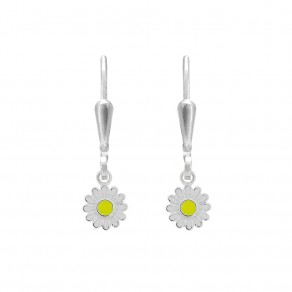 Childrens Silver Earrings NA8040