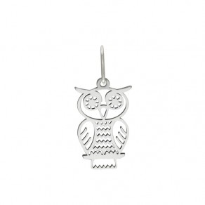Childrens Silver Pendant PA1468m