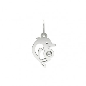 Childrens Silver Pendant PA1706