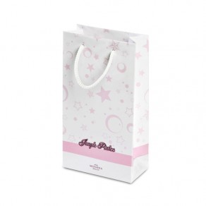 Laminated Bag Small Jungle Pinkee